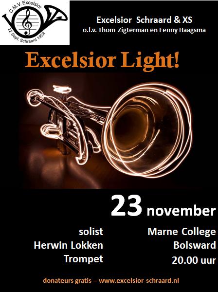 Excelsior Light!
