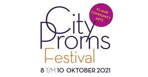 Kom kijken en luisteren bij ons optreden bij Cityproms op 9 oktober
